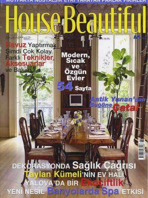 KSDS Press House Beautiful Turkey, June 2006