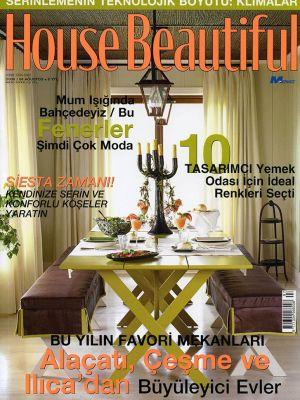 KSDS Press House Beautiful Turkey, August 2006