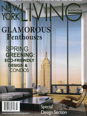 KSDS Press New York Living Magazine, March 2008