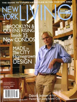 KSDS Press New York Living Magazine, October 2009