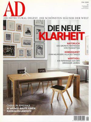 KSDS Press AD Germany, May 2009